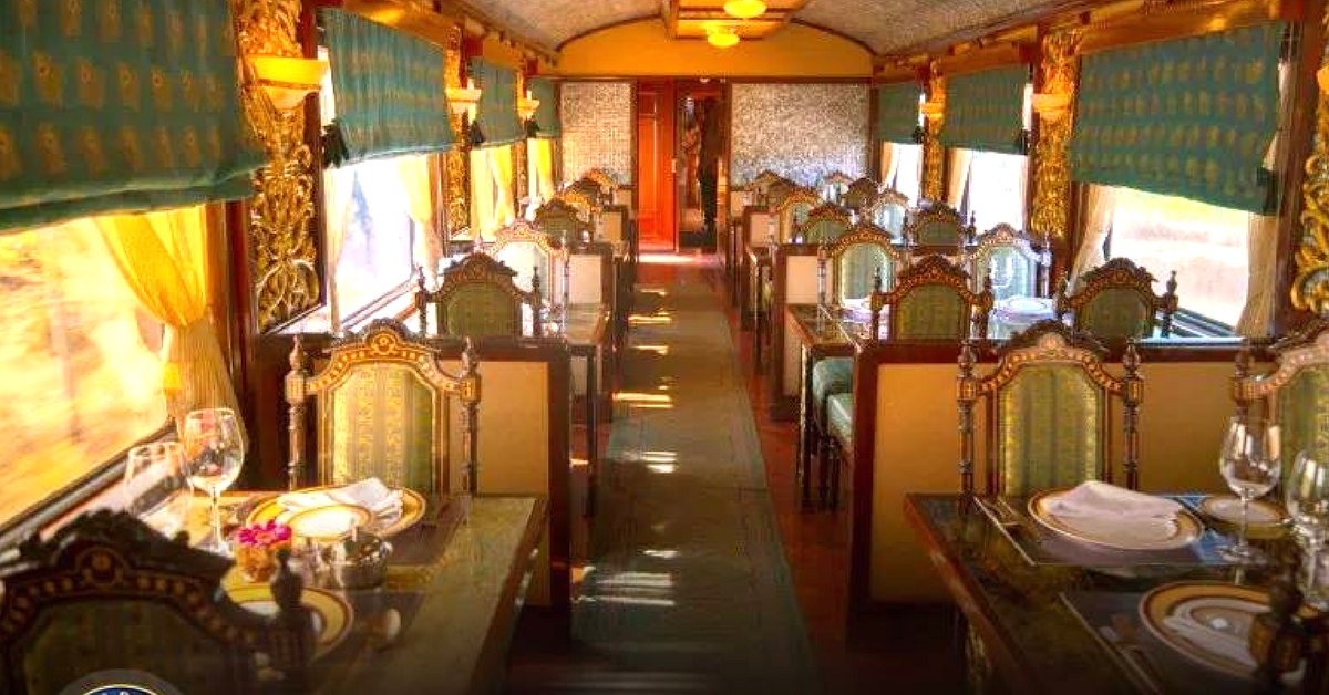 Photo Story: 12 Gorgeous Pictures of India's Most Luxurious Train Journeys