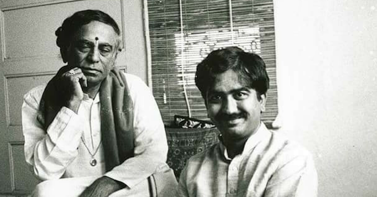 To Appa With Love: A Son Speaks About the Legacy Called Lalgudi Jayaraman