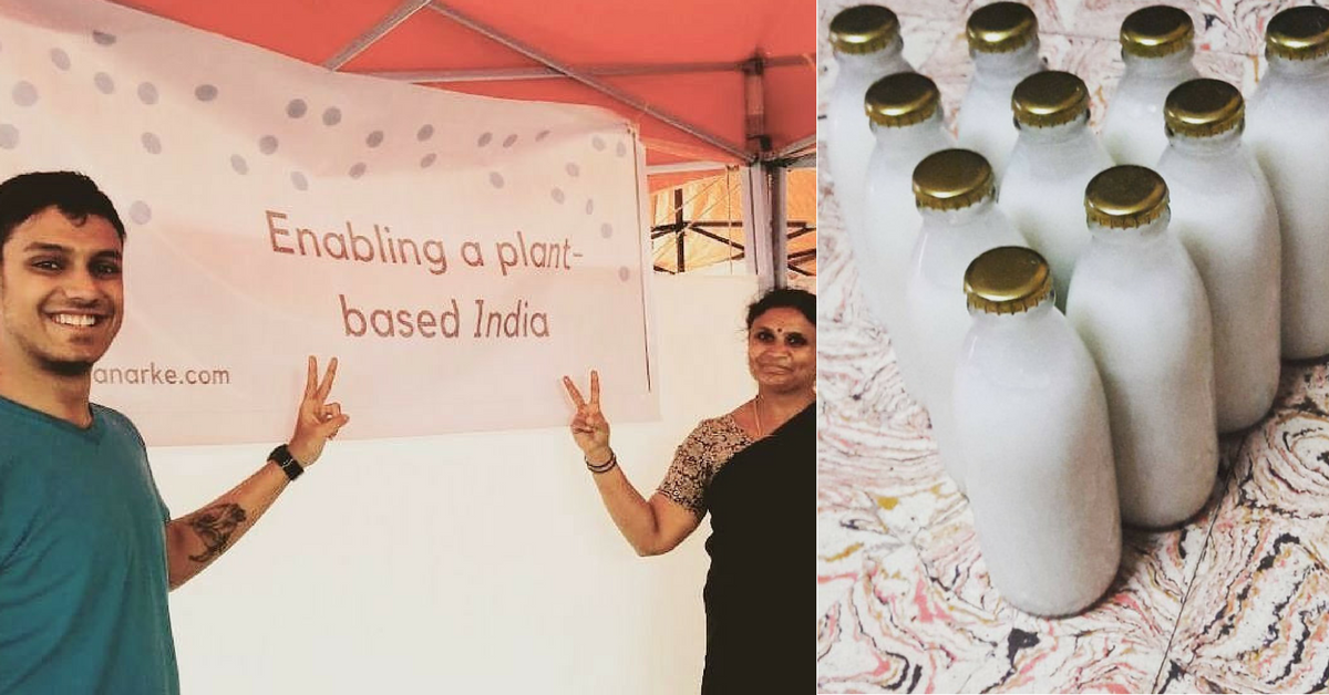 This 21-Year-Old Vegan Is Bringing Affordable Plant-Based Milk to India!