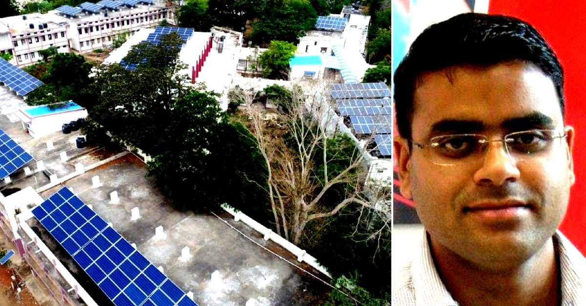 Vizianagaram Collectorate Switches Completely to Solar Power, Will Save ₹ 3 Lakh/Month!