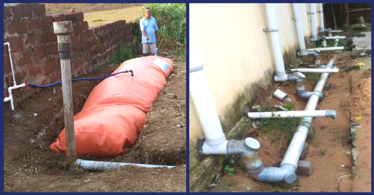 2 Friends and an Experiment in Odisha Tap a Underused Fuel Source – Human Waste!