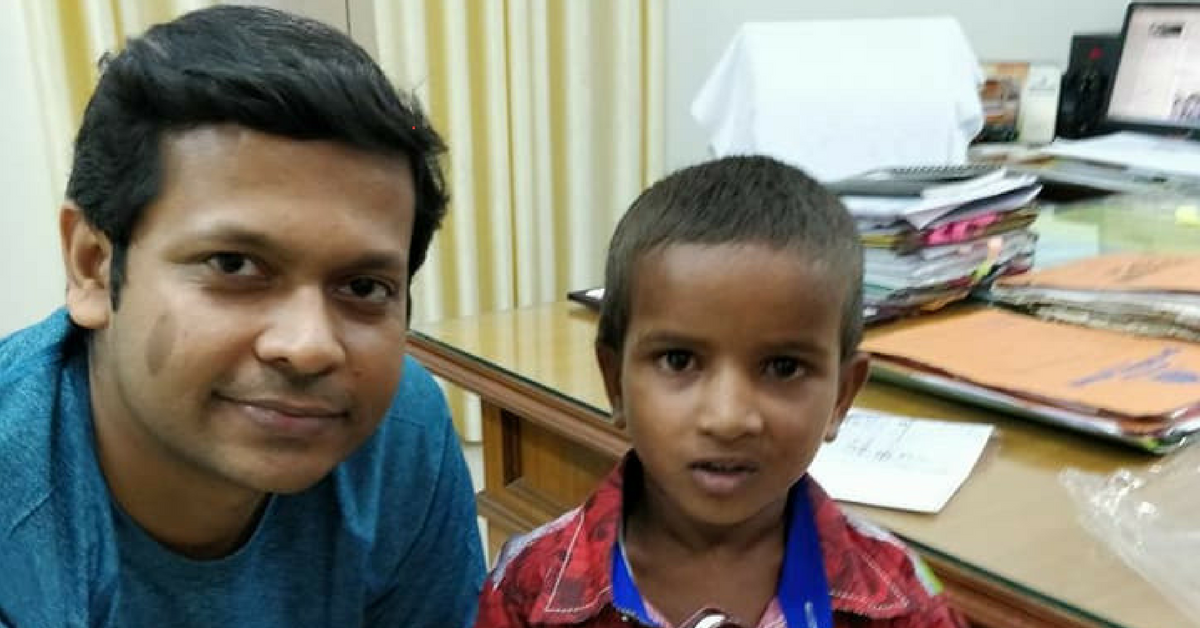 Lost Faith in Govt. Officials? What This DM Did for a 6-Year-Old Will Restore It!