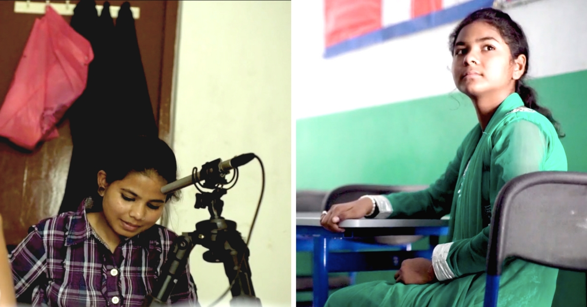 """""""Don't Regret Being Born as a Girl"""": Stories That Transform Lives in Lucknow Slums"""