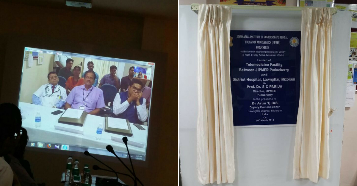People's Officer of Mizoram_ This Doctor-Turned-IAS Officer's Transfer Sparked a Public Protest