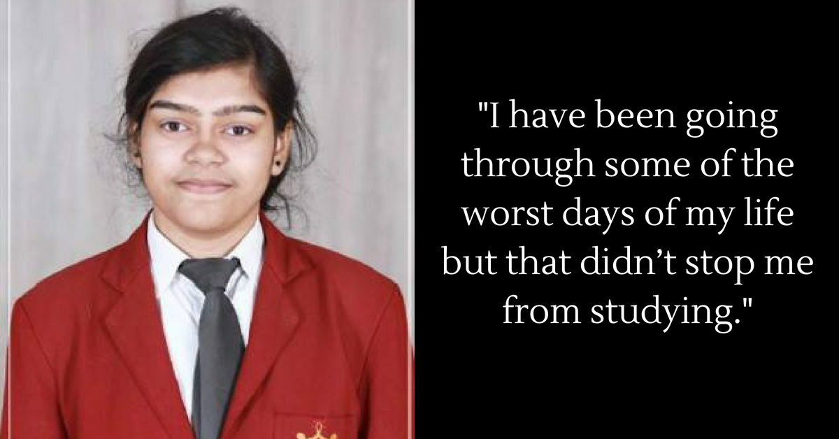 Demise of Father & Poverty Couldn't Stop This Girl From Scoring 92.5% in CBSE Exam!