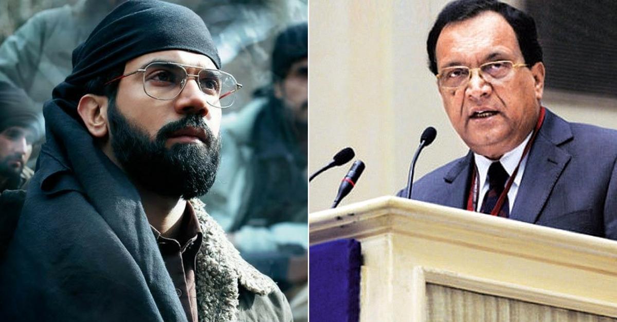 Omerta: Meet the Ex-IB Chief Who Once Helped Capture Terrorist Omar Sheikh