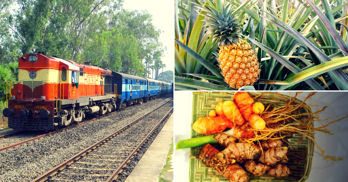 Fresh Produce From North-East Will Now Reach Maharashtra, Thanks to Indian Railways!