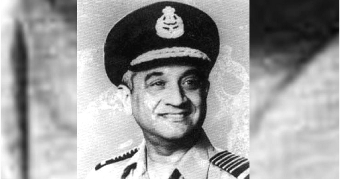 Meet the IAF Chief Who Chose India over Pakistan, and Became a Legend!