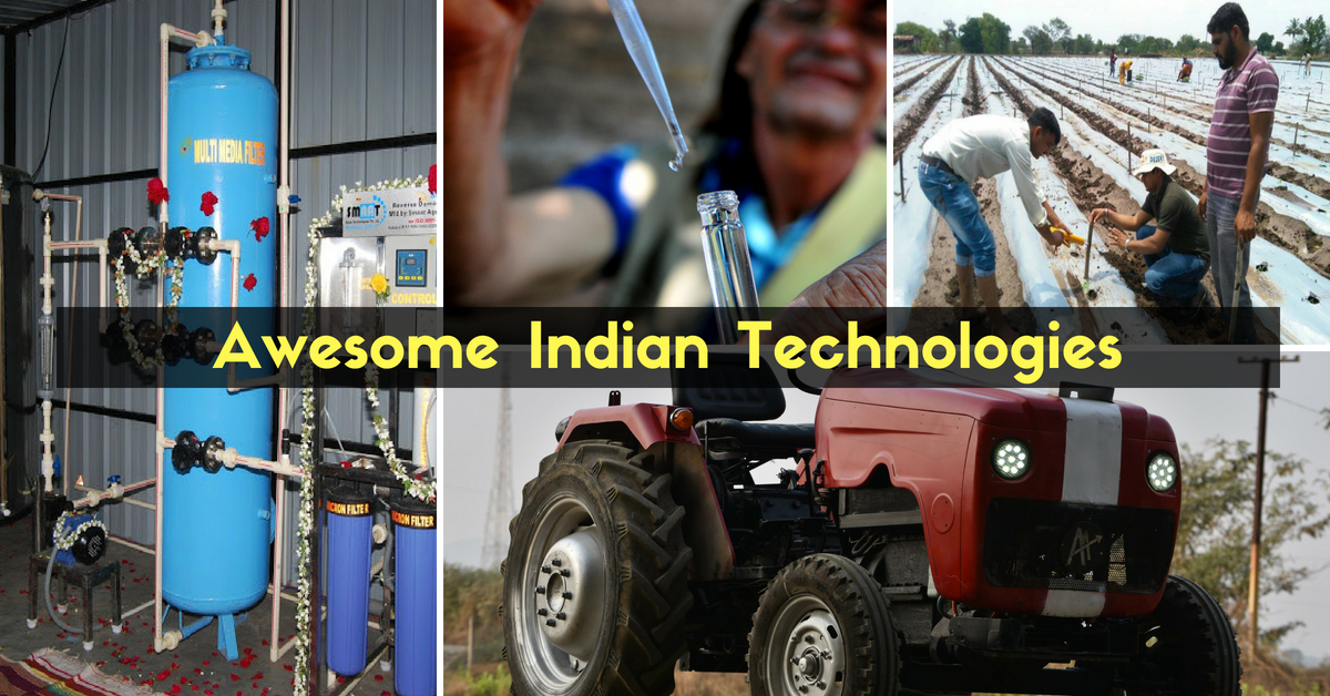 Smart Water ATMs & Self-Driving Tractors: 5 Amazing Made-In-India Tech Innovations!