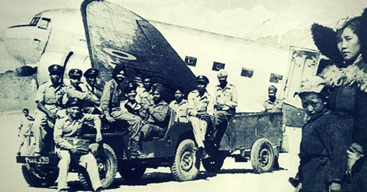 Unsung Hero: A Legendary Plane And The Iron Will That Saved Ladakh From Pakistan!