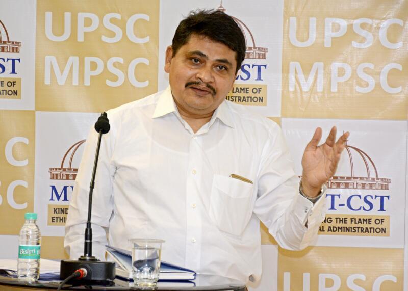 IPS Mahesh Bhagwat UPSC free coaching