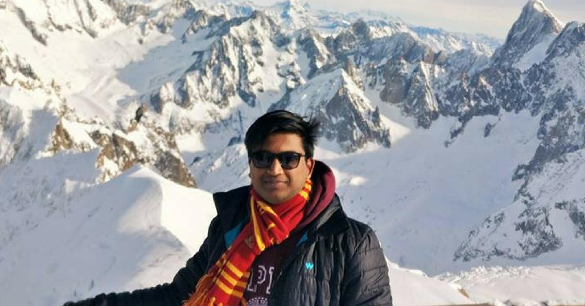 IIT Kanpur Student Uses Engineering Skills To Save Co-Passenger's Life on Flight!