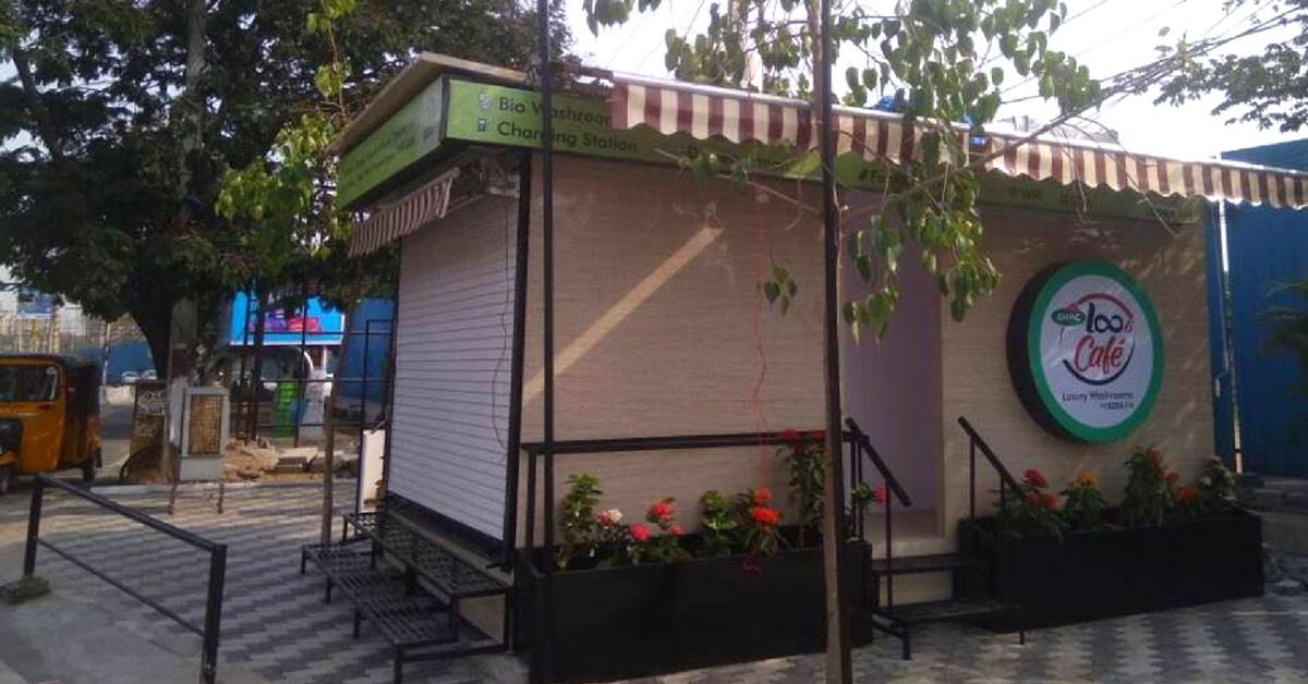 Hyderabad Is Getting 'Smart' Toilets with Swanky Cafés & ATMs Attached!