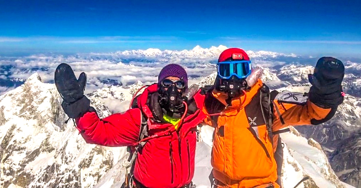 24-Year-Old Noida Lad Becomes World's Youngest to Scale 6 Peaks Over 8K Meters