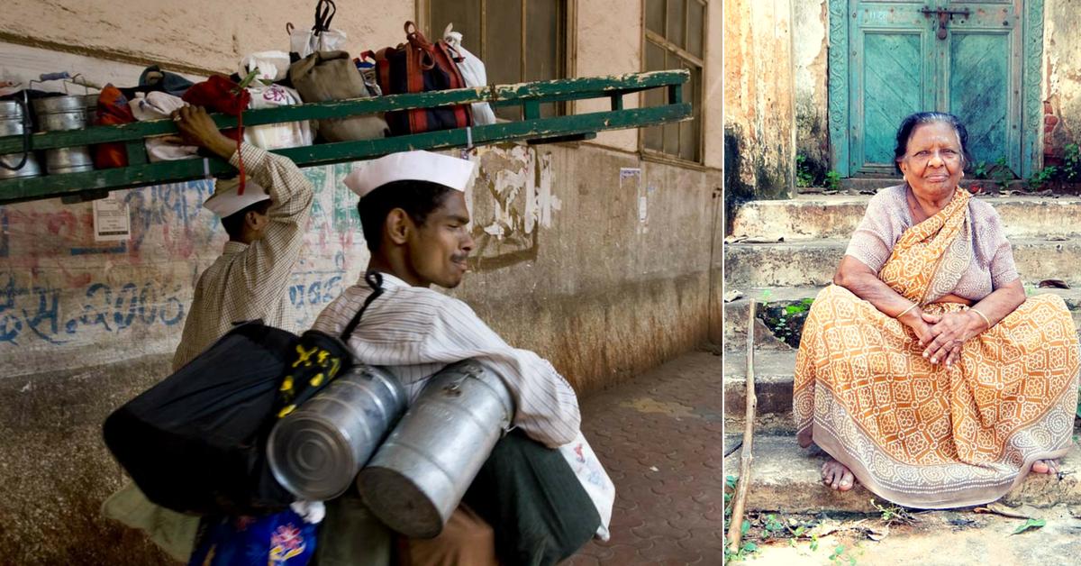 Mumbai Couple Serves Free Meals to 50 Destitute & Abandoned Senior Citizens