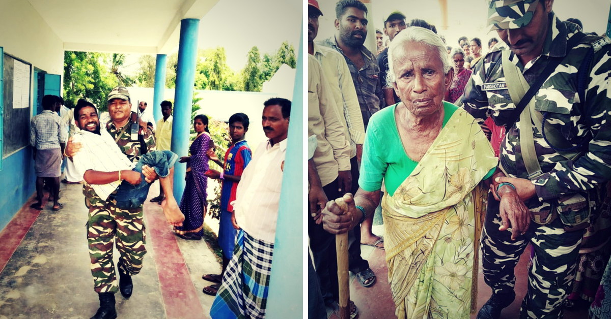 Centenarians, Brides & Transgenders Ensure Highest-Ever Turnout in Karnataka Polls!