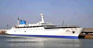 The Angriya cruise, from Mumbai to Goa, shall be a luxurious leisure-travel experience! Image Credit: Vilas Patne