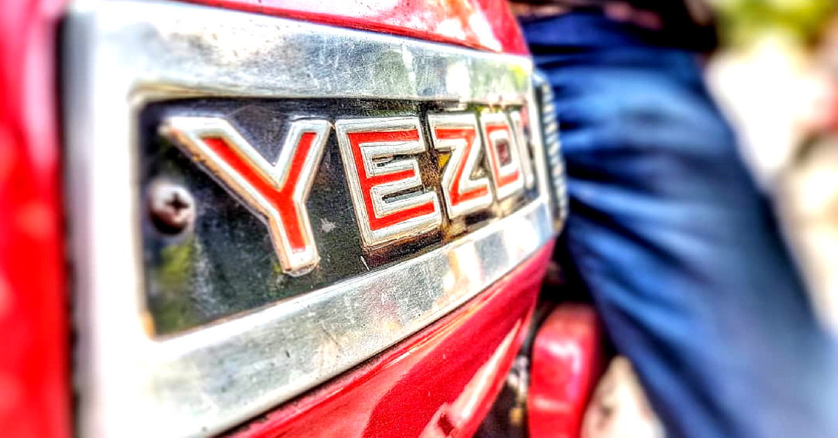 The Mysuru-manufactured Yezdi also became a Bollywood favourite for a while. Image Credit: Facebook.