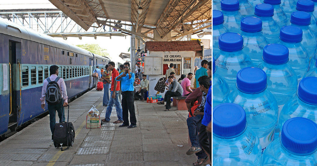 The Railways wants to implement a proper system to ensure buybacks of plastic bottles. Representative image only. Image Credit: Wikimedia Commons