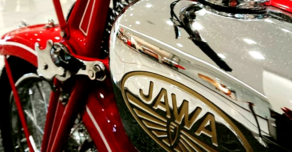 The iconic Jawa, a monster on the circuit and the road, has special ties to Mysuru. Image Credit: Instagram