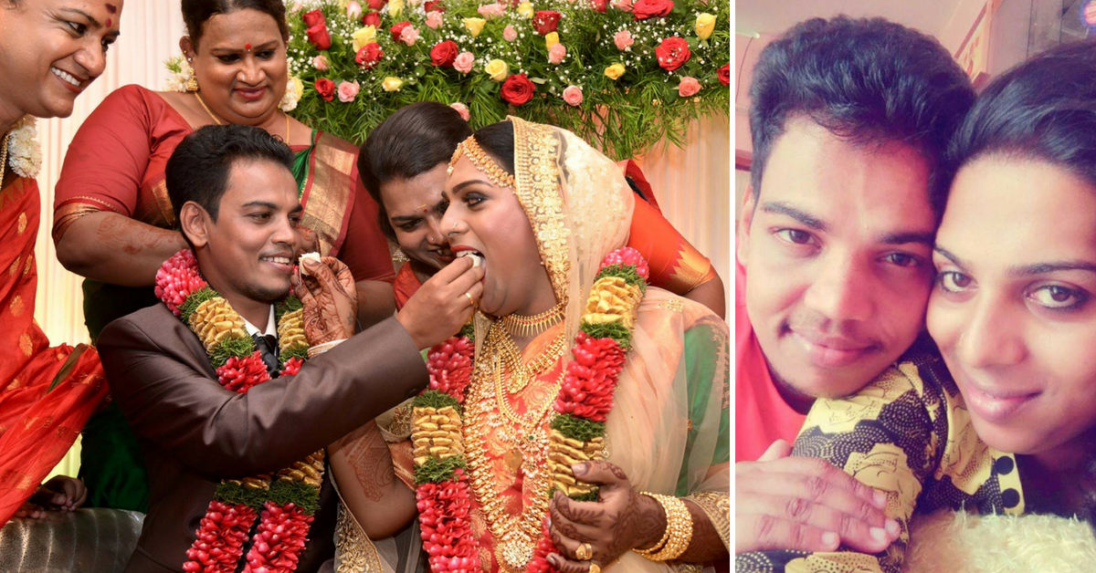 Winds of Change: Kerala Transsexual Couple Gets Married, Create History!