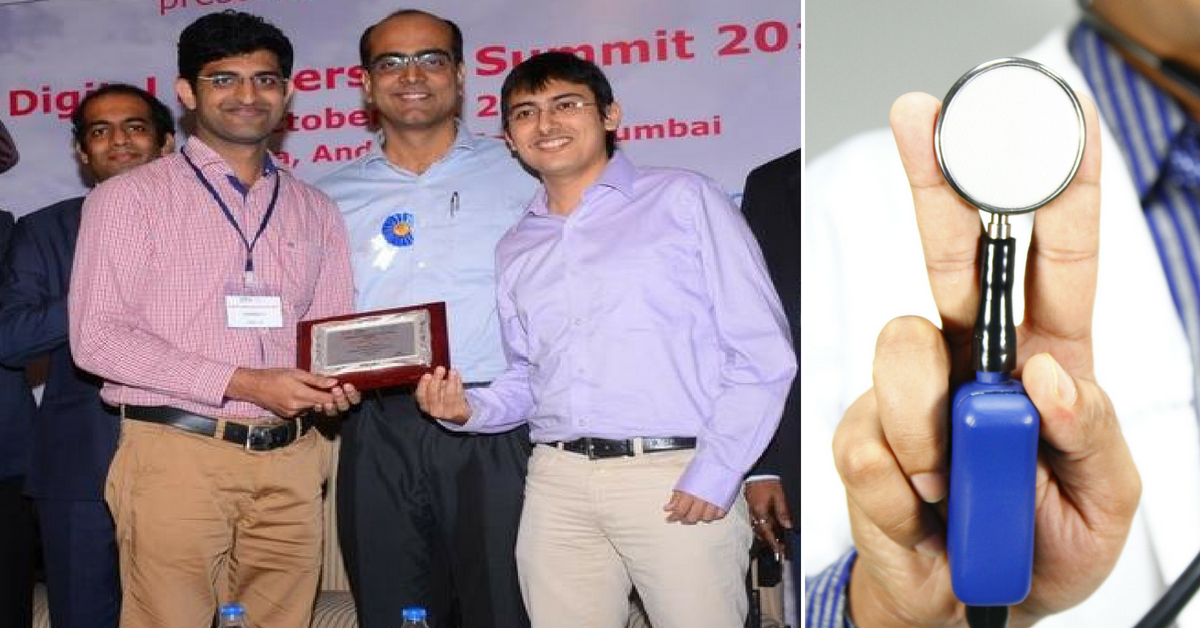 Engineers Invent Low-Cost Digital Stethoscope For Better Village Healthcare!