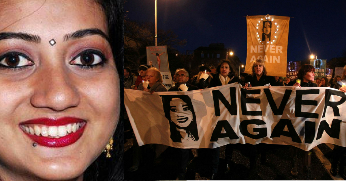 'Remember Savita': An Indian Father's Plea to the Irish Who Vote Today on Abortion Ban
