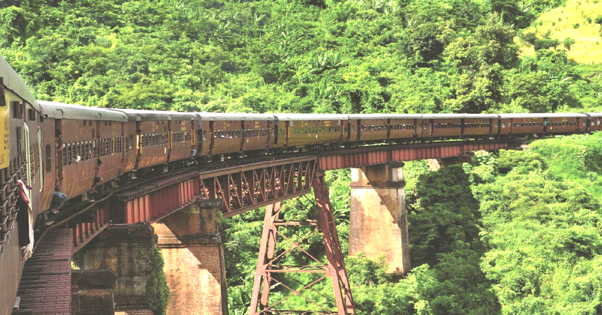Coming Soon: An All-New Manipuri Vacation, Courtesy World's Tallest Girder Bridge!