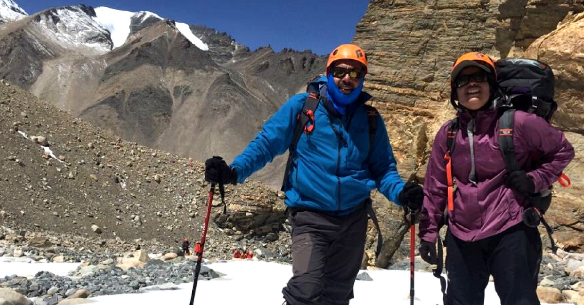Meet India's First Father-Daughter Duo to Conquer Mt Everest Together!