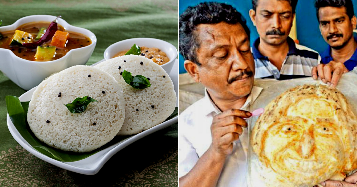 Once an Auto-Driver, This Class 8 Drop out Now Makes 2000 Varieties of Idli!