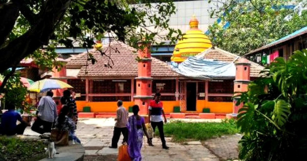 This 19th Century Mumbai Temple Is Being Restored for a Great Reason!