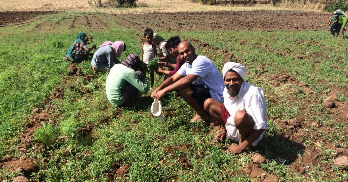 This 25-YO Engineer is Helping Villagers in MP Grow Forests in Their Backyards!