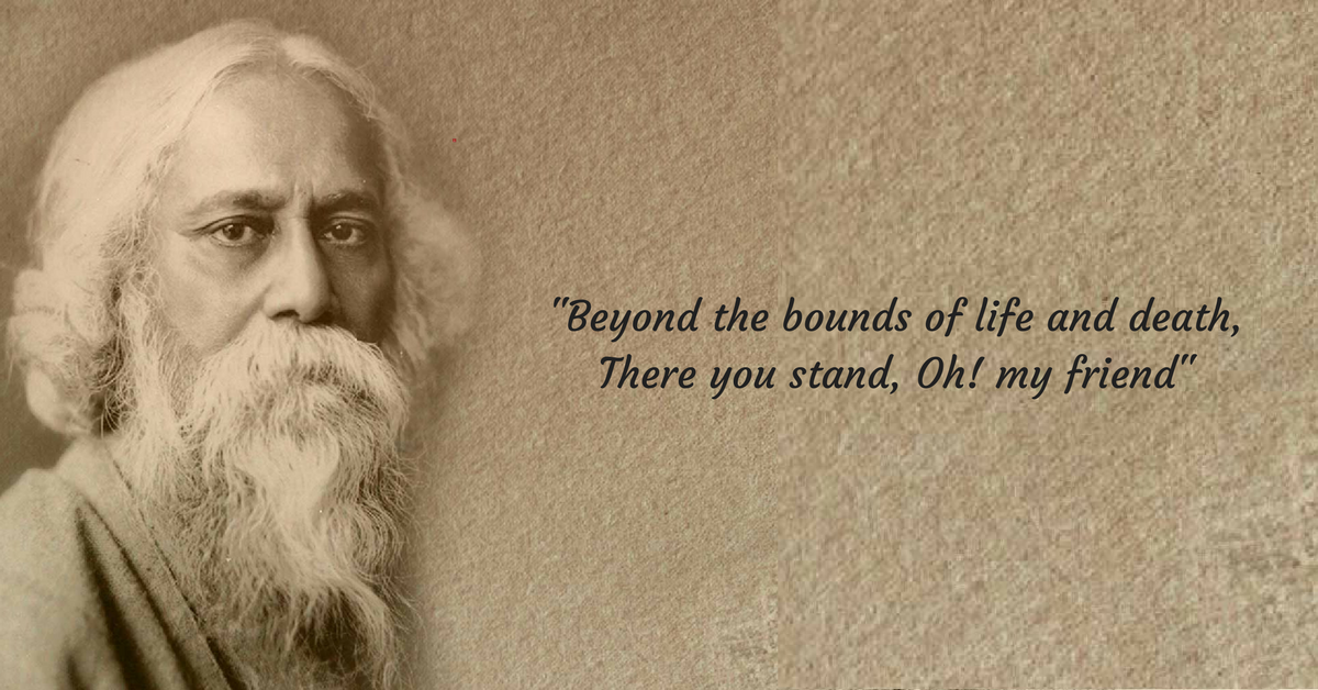 Death, Grief, Wanderlust and Love : How Rabindranath Became 'Gurudev Tagore'