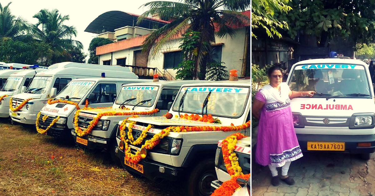 After Losing Husband to Cancer, Iron-Willed Mom Raises Kids By Driving Ambulance!