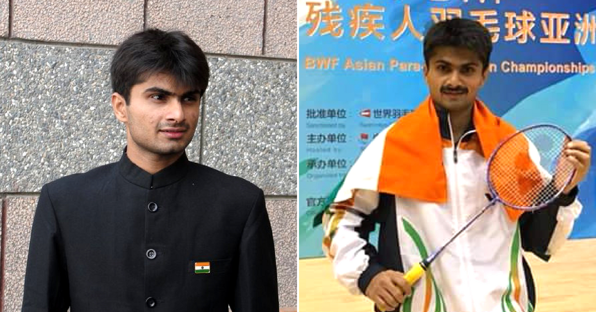 Disabled IAS Officer Makes India Proud, Wins Silver Medal in Para-Badminton!