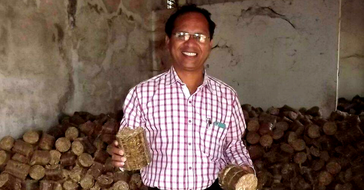Agri-Waste Bricks Over Wood: Eco-Cremation Helps Nagpur, Pune & Panaji Go Green!