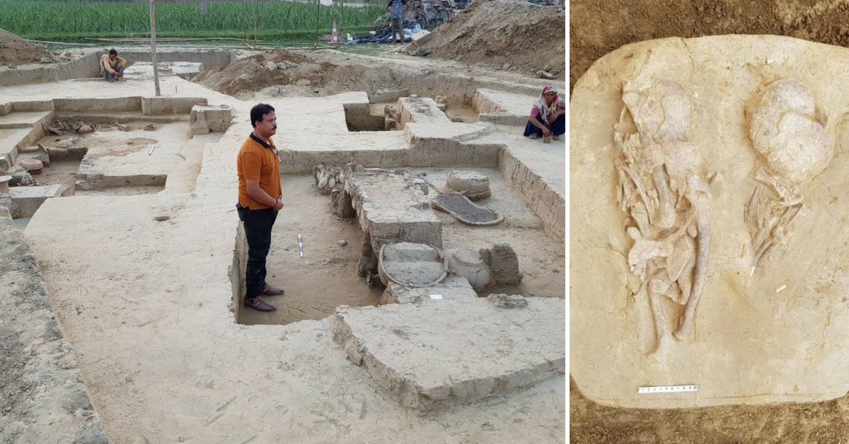 ASI Finds Copper-Bronze Age Chariots, Tombs in UP Village, Calls It 'Path-Breaking'!