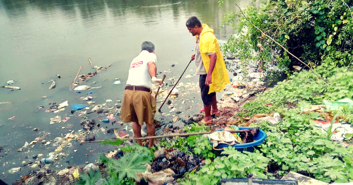 Mumbaikars Join Hands to Clear 6 Tons of Trash, Plastic Waste from Charkop Mangroves!