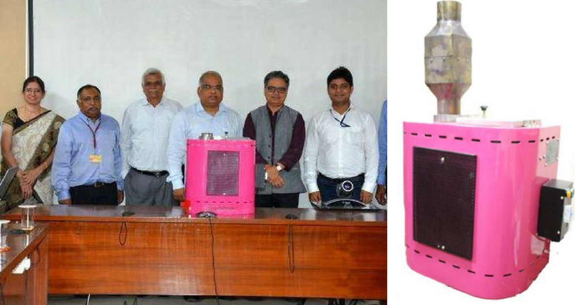 Indian Scientists Invent Eco-Friendly Device to Dispose Sanitary Napkins!