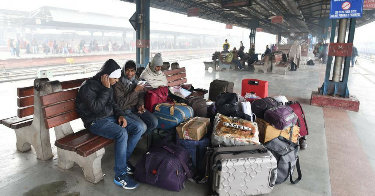 Attention, Train Travellers! Like Airlines, Railways to Fine You for Extra Luggage