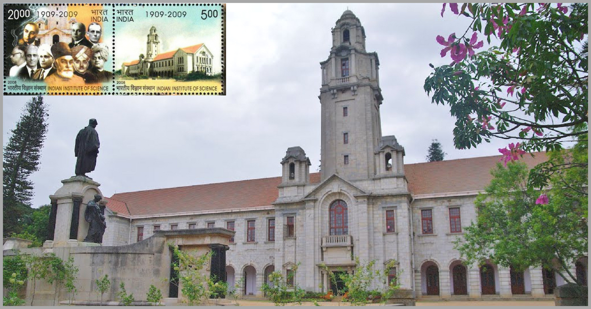 IISc: Pioneering Scientific Knowledge and Innovations in India Over 100 Years