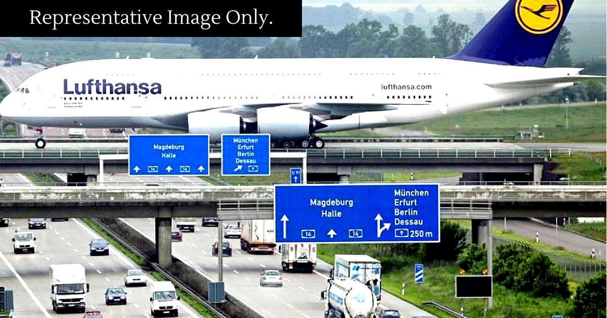 In a First, This Airport Will Have a National Highway Under Its Runway!