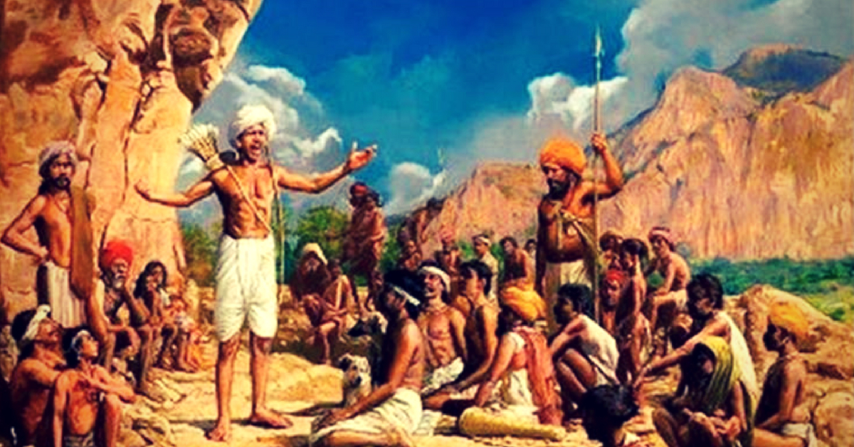 Birsa Munda, the Tribal Folk Hero Who Gave the British Sleepless Nights!