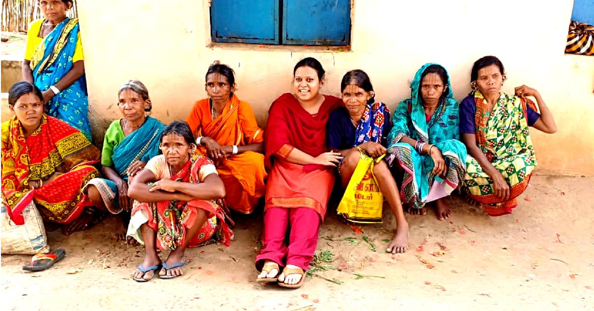 Odisha OAS Officer Helps Underprivileged Woman Get Her Land Back!