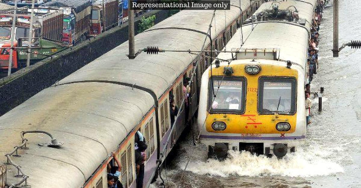 Mumbai Rains: Railways Builds 'Waterproof' Engine That'll Work in 12 Inches of Water!