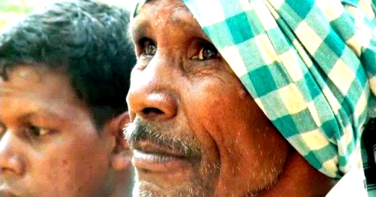 Odisha's Manjhi: 75-YO Man Carves Out 3 Km Water Canal Through Mountain in 3 Years!