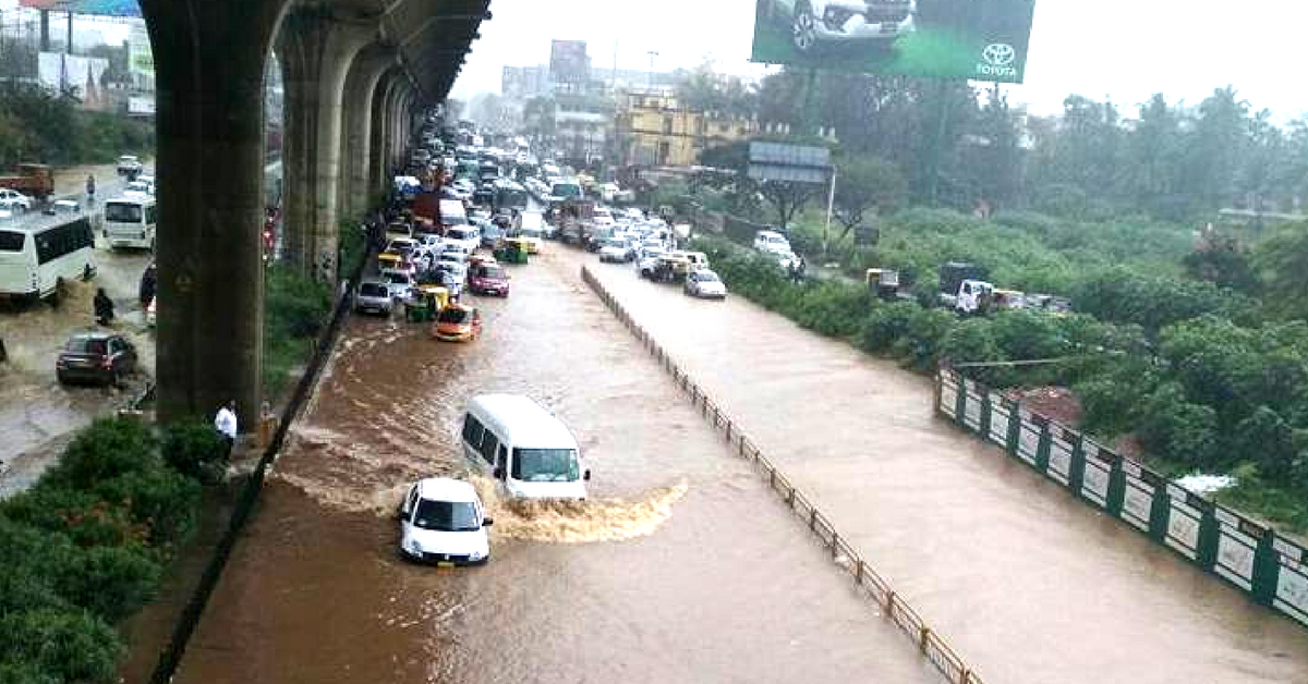 Worried About Being Stuck in The Rains? This App Will Send Timely Flood Alerts!
