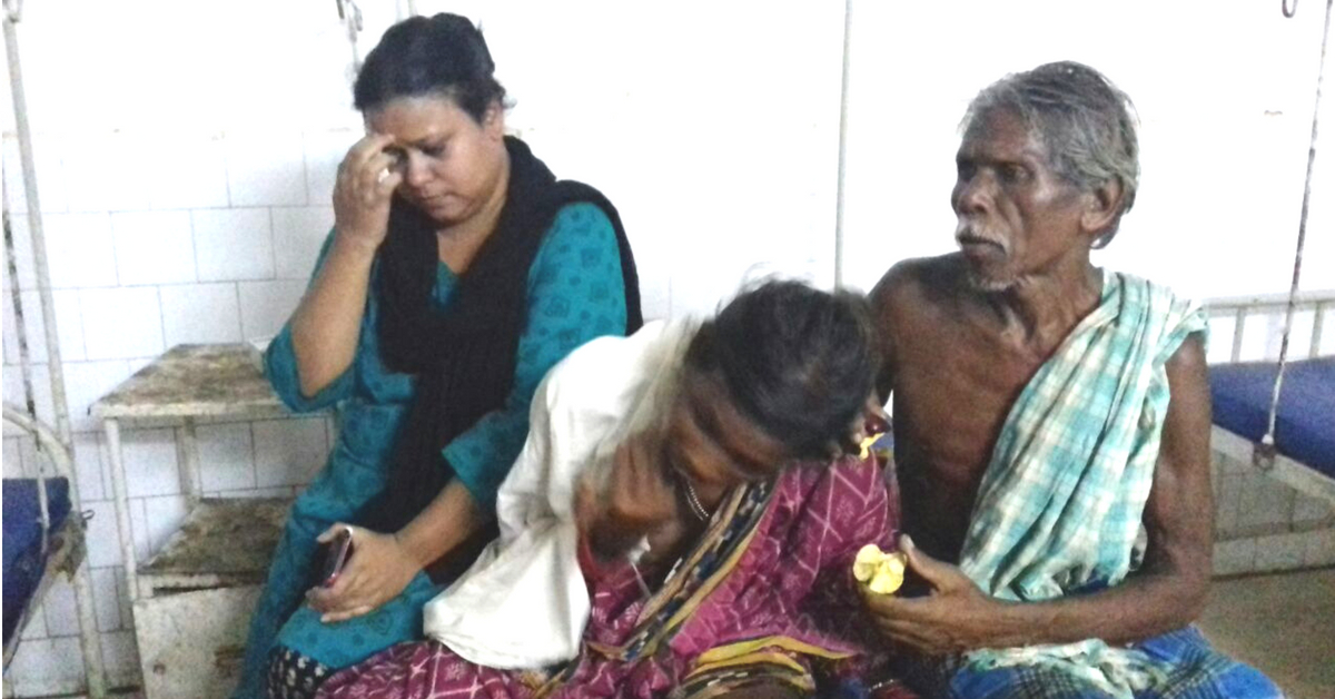 For Odisha's Rumana Jafri, no hour is too late, when it comes to helping those who need it.Image Credit: Partha