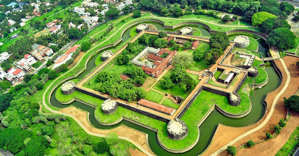 Beyond Backwaters: 10 Forgotten Forts of Kerala That Will Take You Back in Time!
