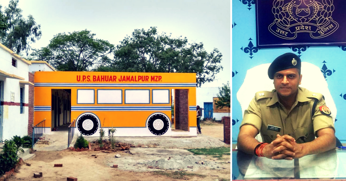 After Training the 'Green Gang', IPS Officer Adopts & Revamps Village School!